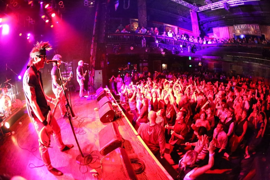 House of Blues Anaheim Flashback Heart Attack